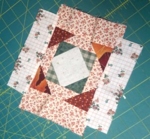 pineapple-quilt-progress